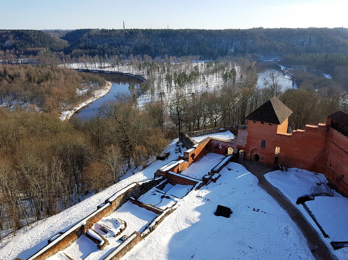 turaida gauja letland bezienswaardigheden